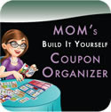 Mom's Build-It-Yourself Coupon Organizer